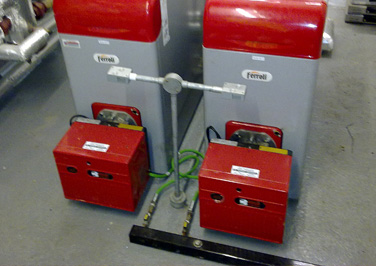 Commercial Oil Burner Servicing and Maintenance